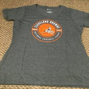 Cleveland Browns NFL Apparel T-Shirt Womens Xlarge